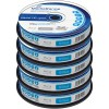 EUR 24,99 - Blu-ray Disc Mediarange BD-R 25 GB, 1-4x Speed bedrukbaar (fullprintable) in Cakebox , 50 stuks